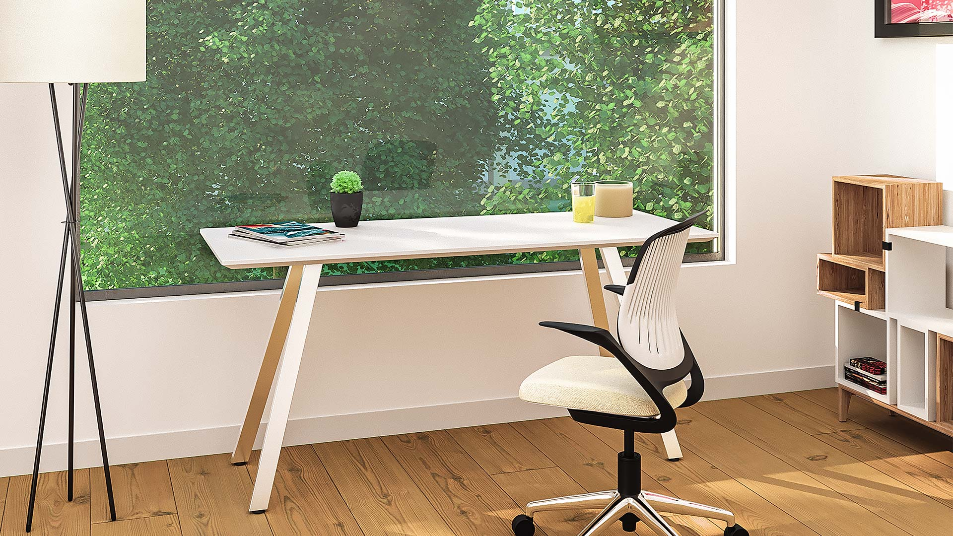 SpecialT AIM™ Tables used in home office for personal use