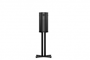 Air Purifier SCA with Structure Stand, Black