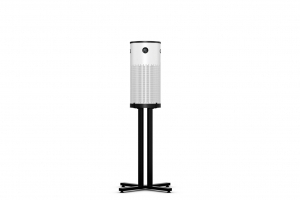 Air Purifier SCA with Structure Stand, White