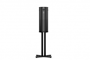 Air Purifier SCA-X with Structure Stand, Black
