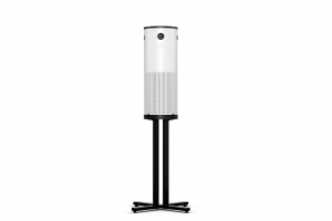 Air Purifier SCA-X with Structure Stand, White