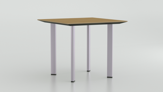 Relax Series - RLX2 Table - Square - 24