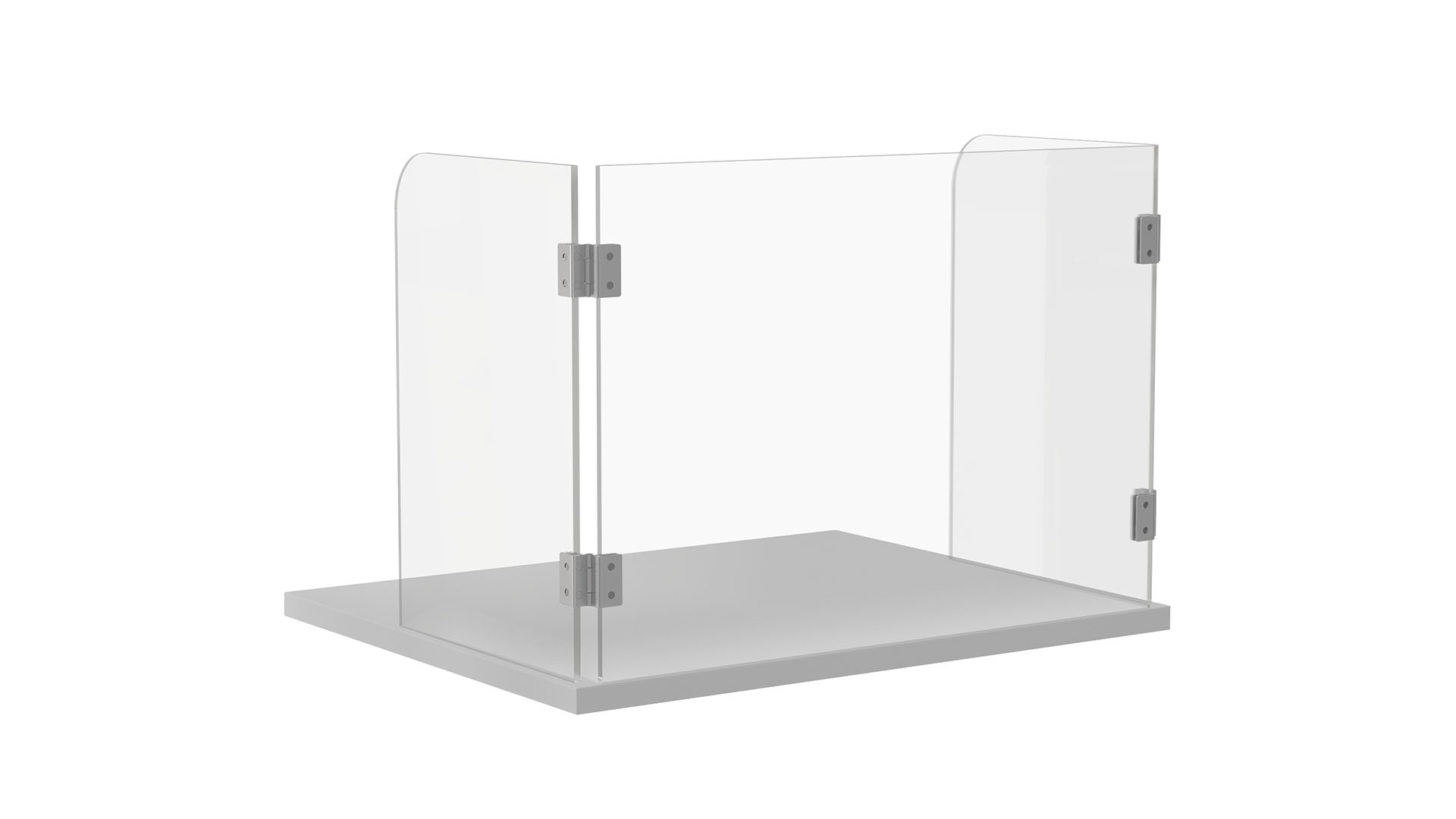 Folding SafeⓉ Screen With Hinges